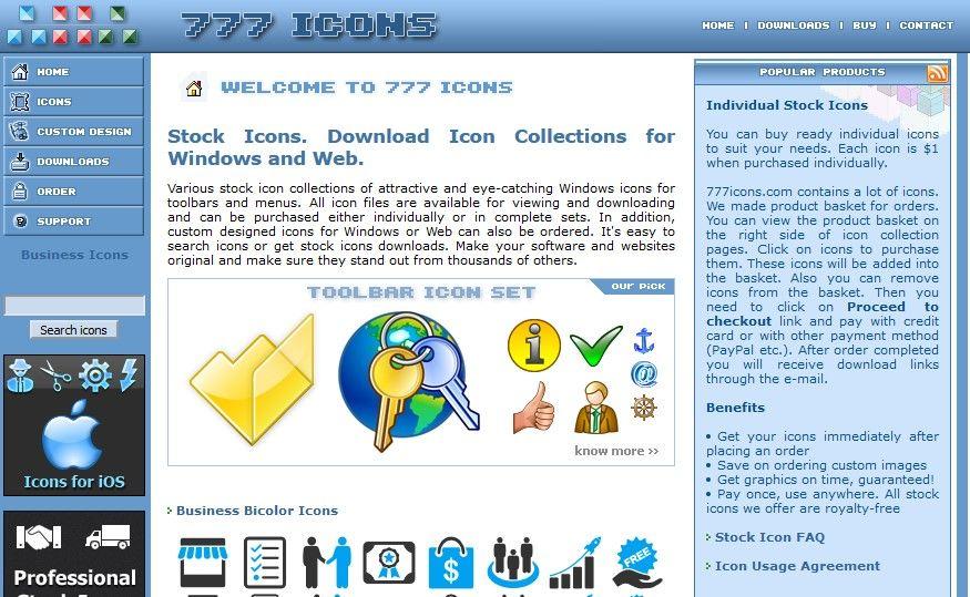 descargar_iconos_gratis_777 Icons