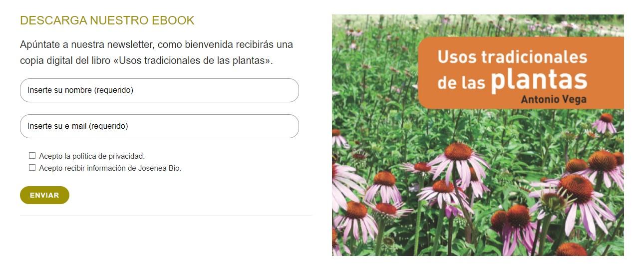 Ebook plantas