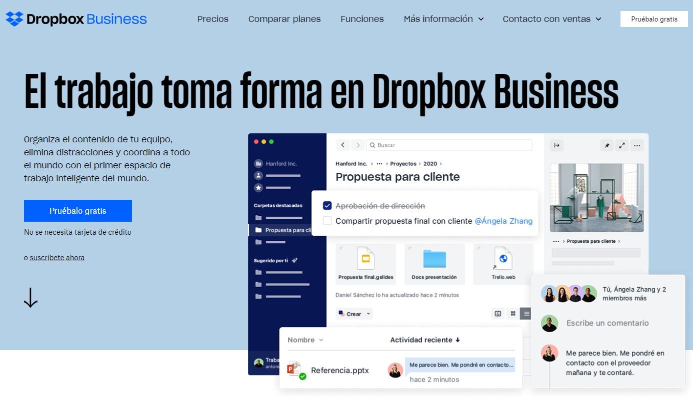 Software Dopbox