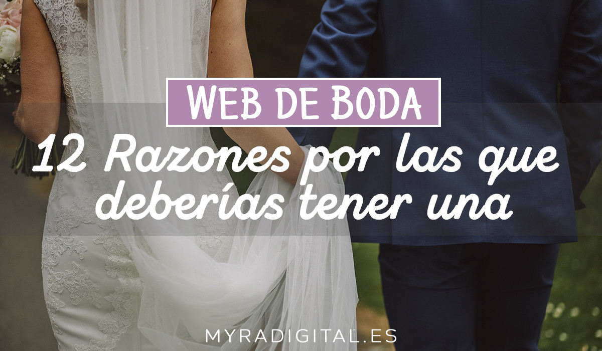 Post Beneficios web de boda